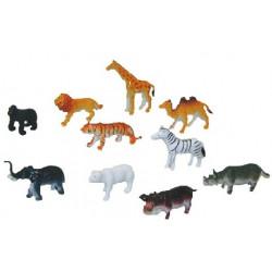 Zvířata divoká, 10 ks v sáčku