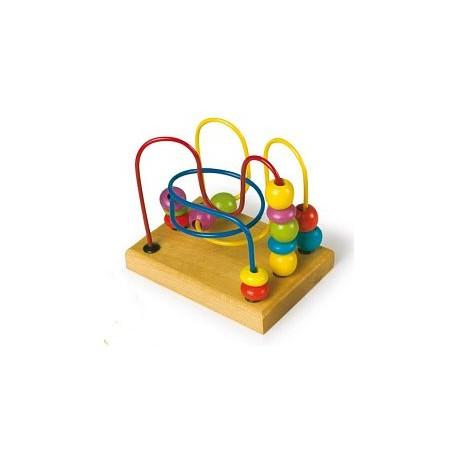 Legler Motorické hračky - Motorický labyrint střední