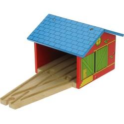 Bigjigs Rail dřevěné vláčkodráha