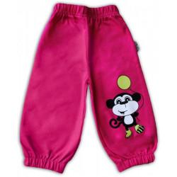 Nicol Tepláčky Opička - sytě růžová