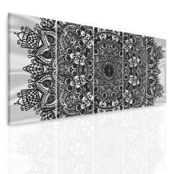 InSmile Vícedílný obraz - Nebeská mandala V. 150x60