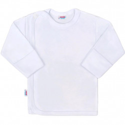 Kojenecká košilka New Baby Classic II bílá
